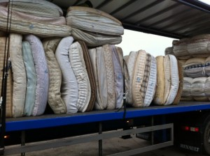Recycled Mattresses